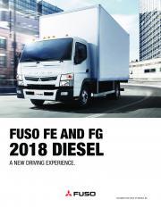 2018 FE et FG DIESEL Data Sheet