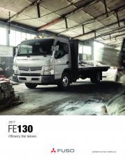 2017 FE130 DIESEL